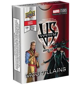 Upper Deck VS System MCU Villains