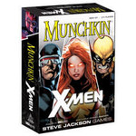 USAopoly X-Men Munchkin Marvel Edition