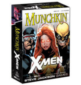 USAopoly X-Men Munchkin Marvel Edition