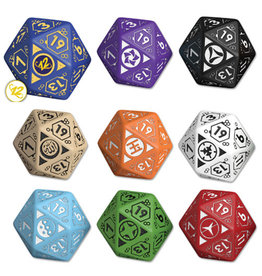 Modiphius Infinity RPG: Dice Set - Ariadna (7)