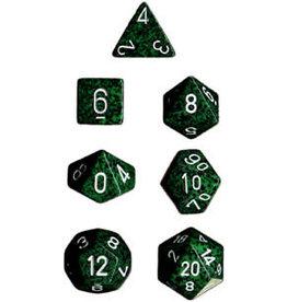 Chessex Speckled Recon 7 die set
