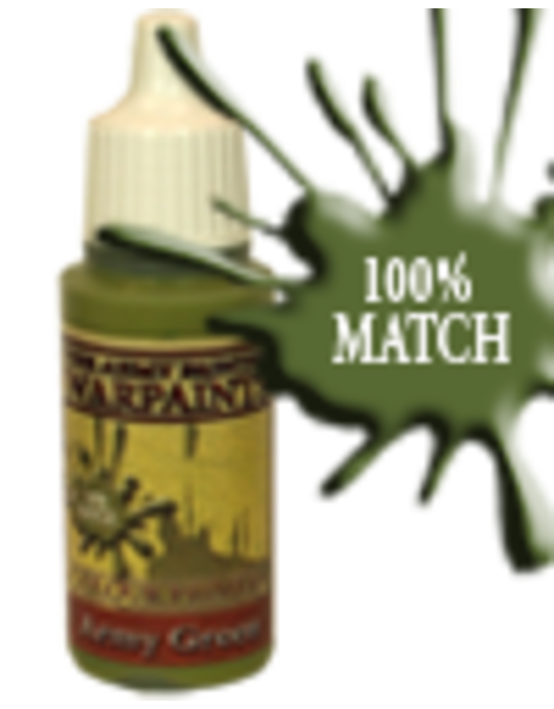 Army Painter APWP Army Green 18ml