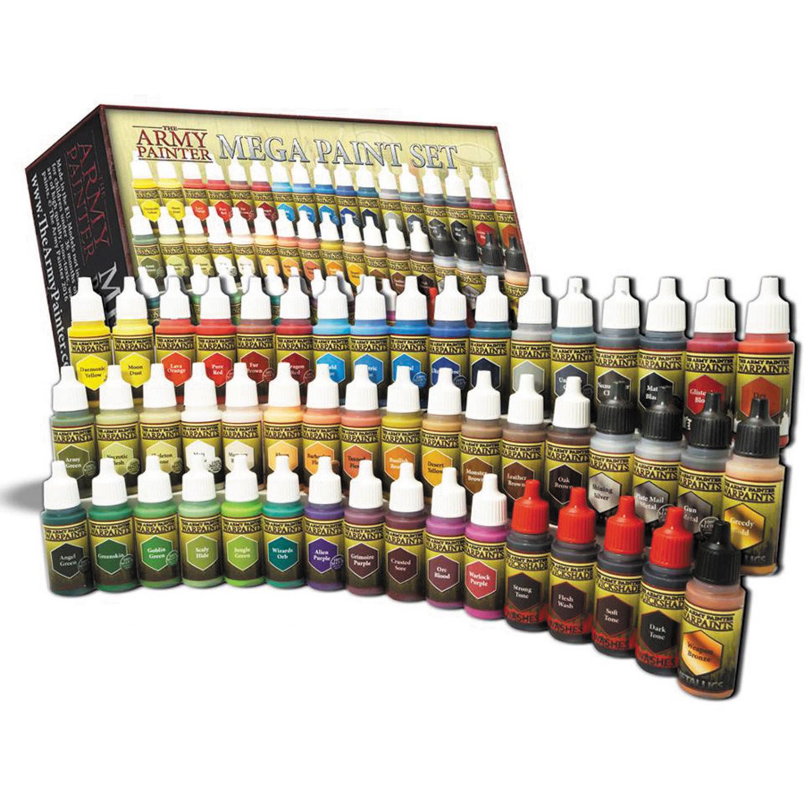 Army Painter Army Painter Mega Paint Set 2017