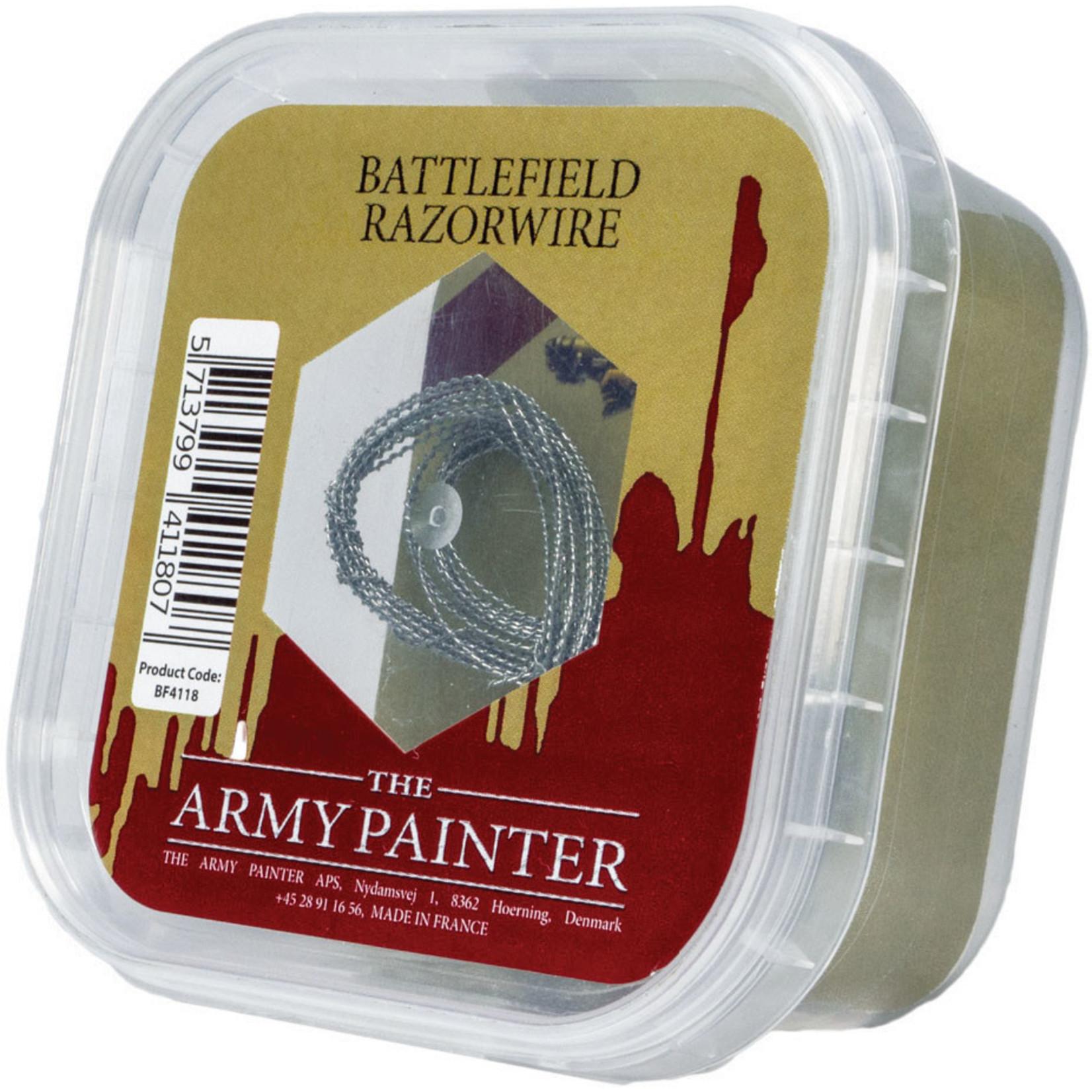 Army Painter Battlefields: Battlefield Razorwire