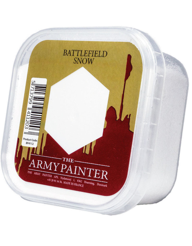 Army Painter Battlefields: Battlefield Snow