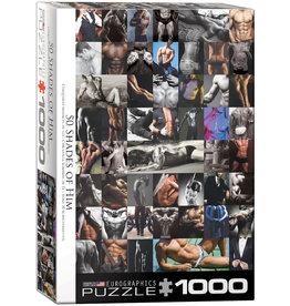 EuroGraphics 50 Shades of Him 1000pc