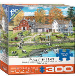 EuroGraphics Farm by the Lake 300pc