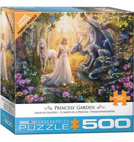 EuroGraphics Princess' Garden 500pc