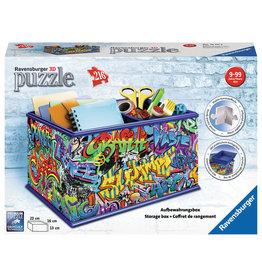 Ravensburger Storage Box Grafitti