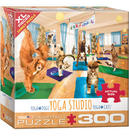 EuroGraphics Yoga Studio 300pc XL