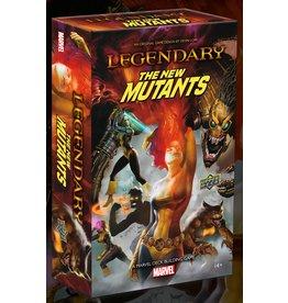 Upper Deck Legendary DBG: The New Mutants