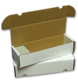 BCW Box 660
