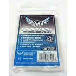 Mayday Games Mayday Euro Card Sleeves Premium 50ct 59mm x 92mm Blue Label
