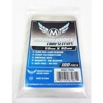 Mayday Games Euro Card Sleeves (100) (59x92mm) Blue Label