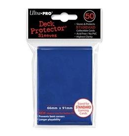 Ultra Pro Deck Protectors: Solid Dark Blue (50)