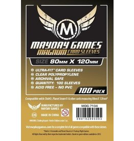 Mayday Games DIXIT Card Sleeves Magnum Ultra-Fit (80x120mm) 100ct