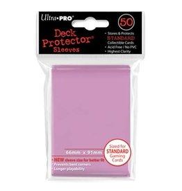 Ultra Pro Deck Protectors: Solid Pink (50)