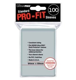 Ultra Pro Pro-Fit 100ct Deck Protectors