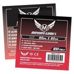 Mayday Games Card Sleeves  80 x 80mm 100 pack Medium Square