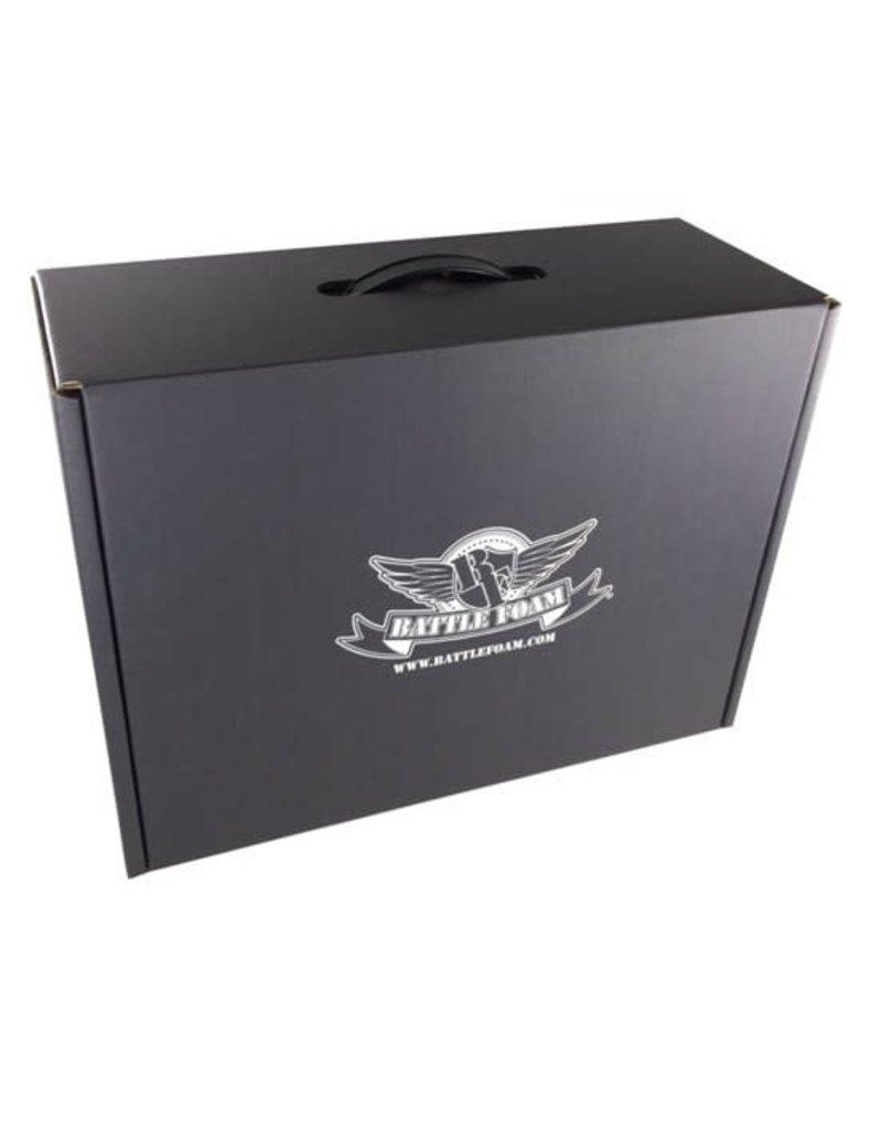 Battle Foam Battle Foam Black Eco Box Empty