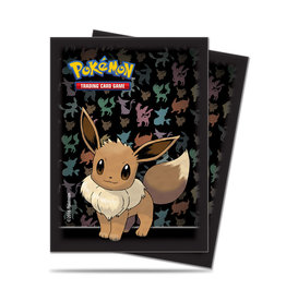 Ultra Pro Pokemon Eevee Deck Protector 65ct 2019