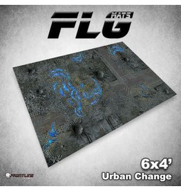 Frontline Gaming FLG Urban Change 6x4' Mat