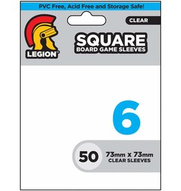 Fantasy Flight Games Board Game Sleeves: Square (50)