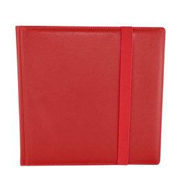 Dex Protection Dex Zip Binder 12: Red
