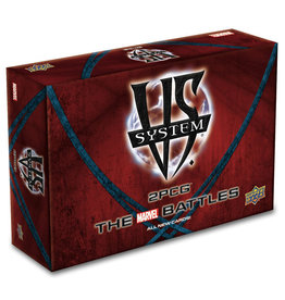 Upper Deck VS System: Marvel Battles