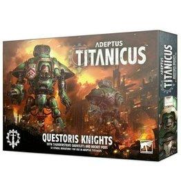 Games Workshop Questoris Knights Adeptus Titanicus