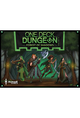 Asmadi Games One Deck Dungeon Forest of Shadows