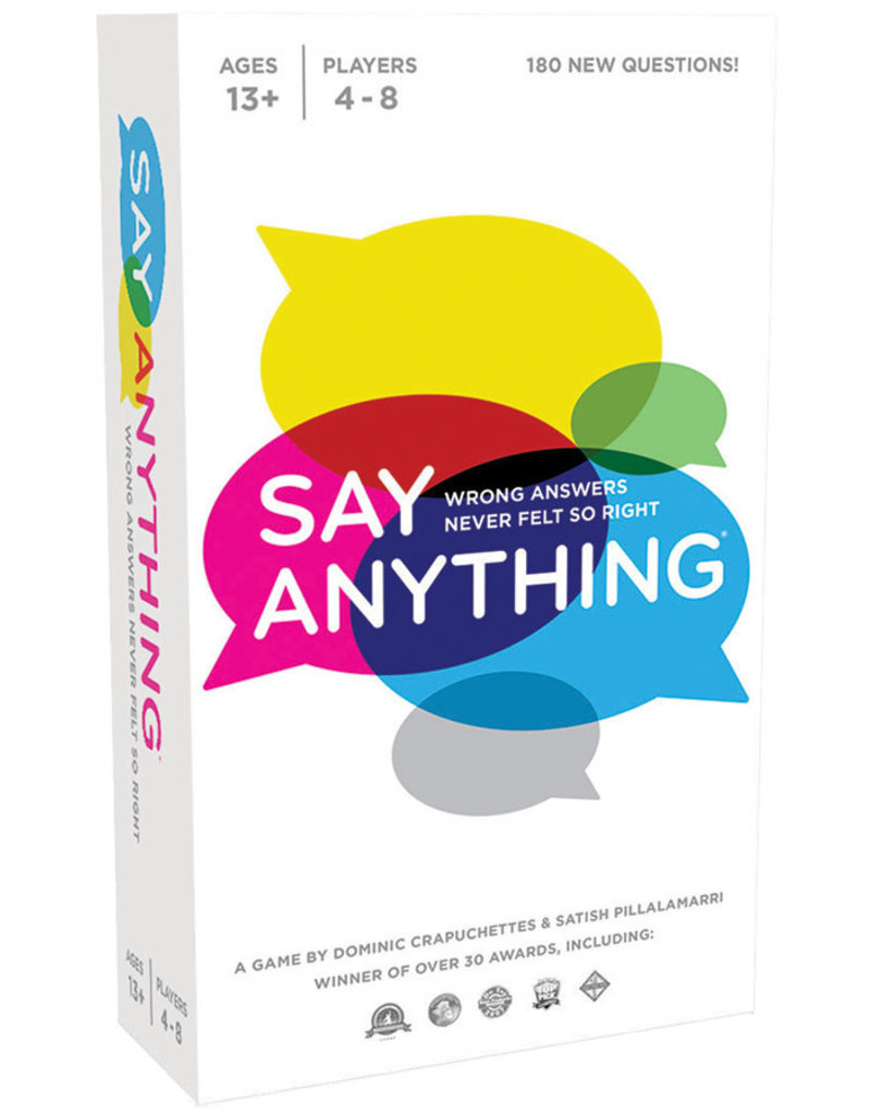 North Star Games Say Anything 10th Aniversary Edition