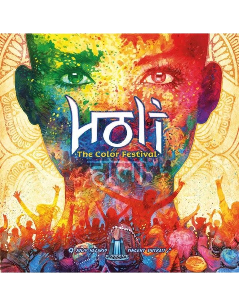 Floodgate Games Holi Festival of Colors Deluxe