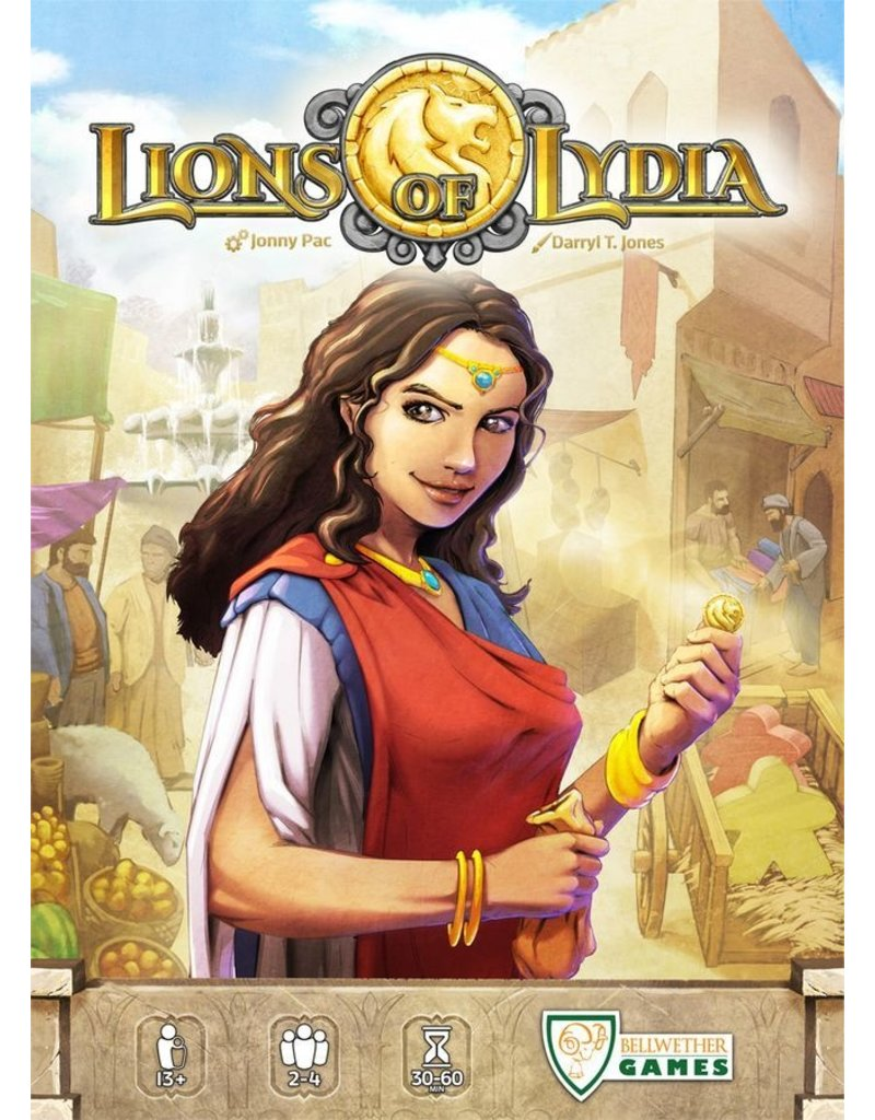 Lions of Lydia Deluxe KS
