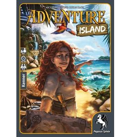 25th Century Games Adventure Island
