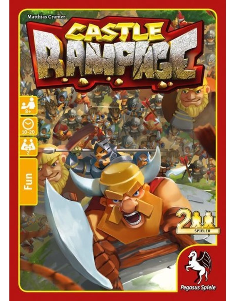 25th Century Games Castle Rampage