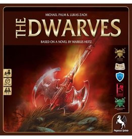 25th Century Games The Dwarves