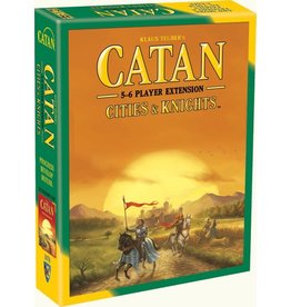 ANA Catan Studios Catan Cities and Knights 5-6 Player Extension