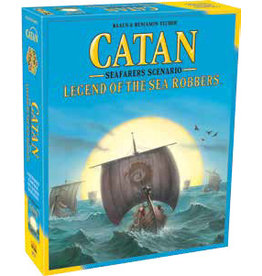 Catan Studios Catan Legend of the Sea Robbers
