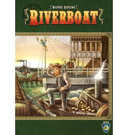 ANA Lookout Games Riverboat