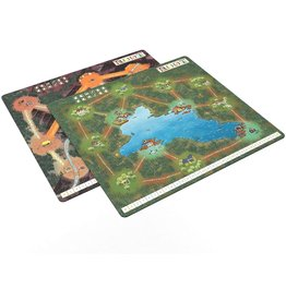 Leder Games ROOT: Playmat Mountain/Lake