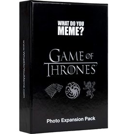 What do you meme? What do you meme? GoT Expansion