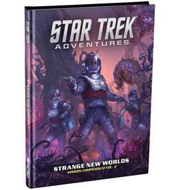 Modiphius Star Trek Adventures RPG: Strange New Worlds - Mission Compendium Vol. 2