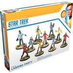Modiphius Original Landing Party Star Trek Adventures RPG
