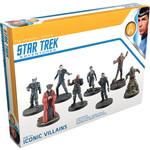 Modiphius Iconic Villains Star Trek Adventures RPG