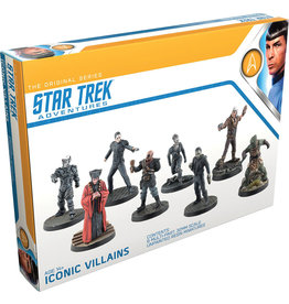 Modiphius Iconic Villains Star Trek Adventures RPG