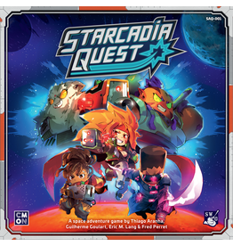 ANA CMON Starcadia Quest Space Marauders KS