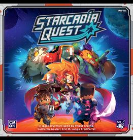 CMON Starcadia Quest Space Marauders KS