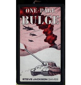 Steve Jackson Games One Page Bulge