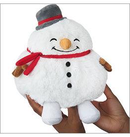 "squishable Mini Snowman Squishable 7"""